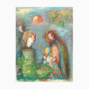Henriette Baréty, 1972, Sous le soleil
