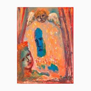Henriette Baréty, Le griechen de l'ange, 1973