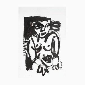 Thierry Loule, Femme nue, 2007