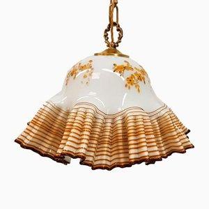 Decorated Handkerchief Pendant Lamp