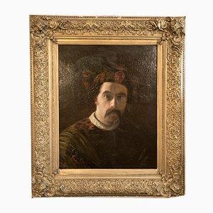 Retrato de escocés, siglo XIX