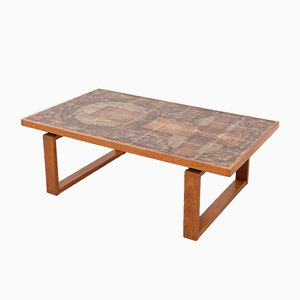 Ox Art Coffee Table in Teak from Trioh