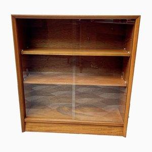 Small Vintage Bookshelf Cabinet from Herbert E. Gibbs
