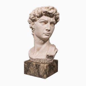 Vintage Portrait Bust