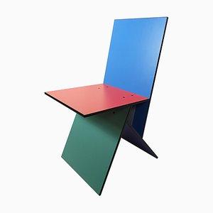 Postmoderner Vilbert Stuhl von Verner Panton für Ikea
