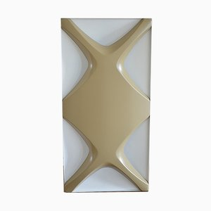 Oyster Sconce by Klaus Link for Heinz Neuhaus, 1960s