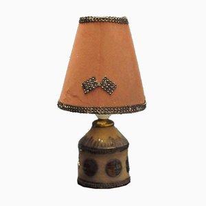 Keramik Lampe von Alingsås Keramik