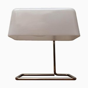 Mid-Century Swiss Space Age Table Lamp from Temde