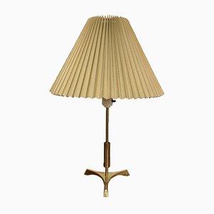 Brass Table Lamp from Le Klint, Denmark, 1960s