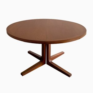 Vintage Danish Dining Table, 1960s