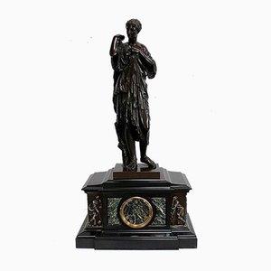 Antike Uhr, spätes 19. Jh