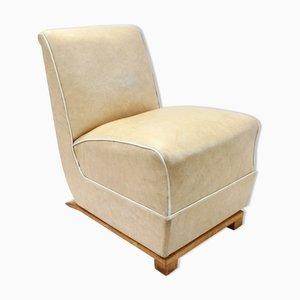 Art Deco Club Chair, 1930s