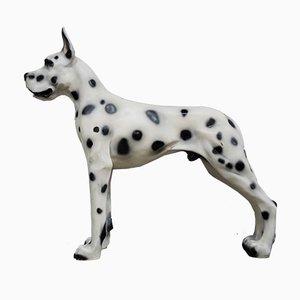 Dalmatian Dog in Resin, 1970s