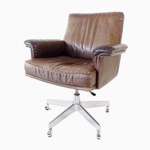 Leather DS35 Desk Armchair from De Sede