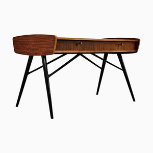 Desk by Alfred Hendrickx for Belform, 1950s