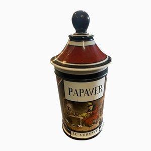 Ceramic Pharmacy Pot