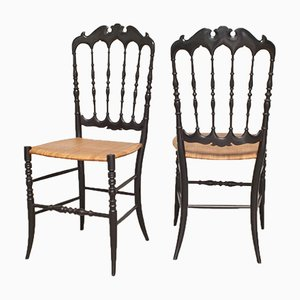 Chiavari Stühle von Sedie Gasparini Italia, 2er Set