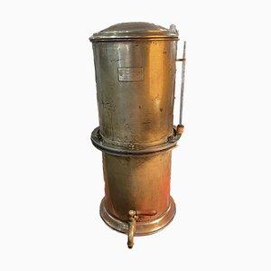 Kupfer Bar Sirup Spender