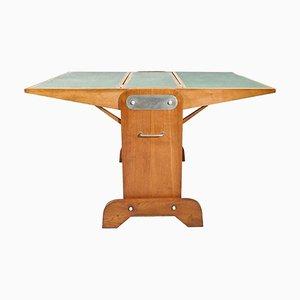 Table Pliante Multifonctionnelle Vintage