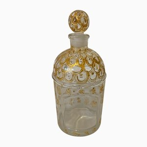 Guerlain Bottle with Golden Bees