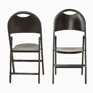 Tric 65 Chairs by Achille E Pier Giacomo Castiglioni for Bernini, 1965, Set of 6