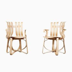 Hat Trick Chair von Frank O. Gehry für Knoll International, 1991
