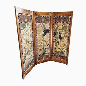 Antiker Wandschirm