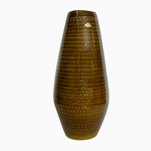 Grand Vase de Plancher en Céramique Verte de Bay Keramik