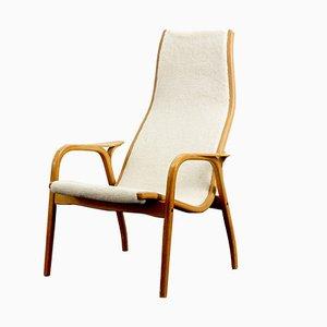 Vintage Lamino Stuhl von Yngve Ekström für Swedese, 1960er