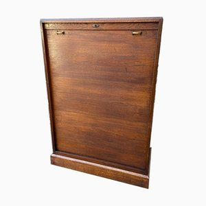 Tambour Cabinet, Germany, 1950s