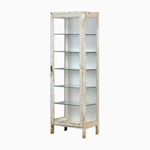 Pine Medical Cabinet, 1950s
