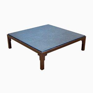 Table Basse en Céramique de Gervasoni, 1980s