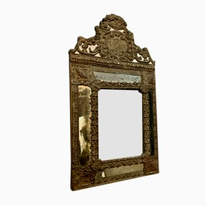 Napoleon III Spiegel aus Kupfer
