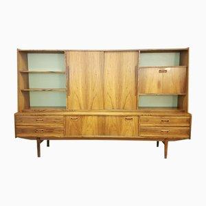 Mid-Century Cabinet in Rosewood Veneer from Topform, 1960s