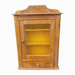 Art Deco Wall Cabinet