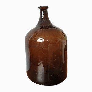 Großer Zylinder aus geblasenem Glas