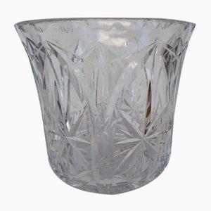 Crystal Vase from Saint Louis
