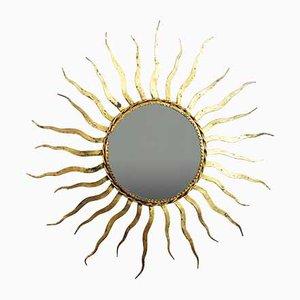 Bevelled Sun Mirror, 1950s