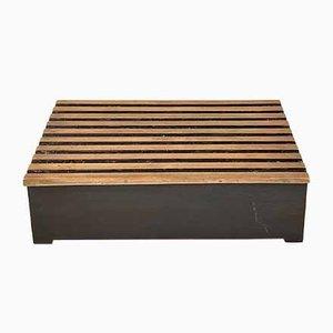Art Deco Bronze Cigar Box from Tinos, Denmark, 1940s