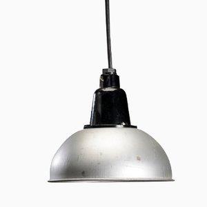 Lampe à Suspension d'Usine, Ancienne Union Soviétique, 1975