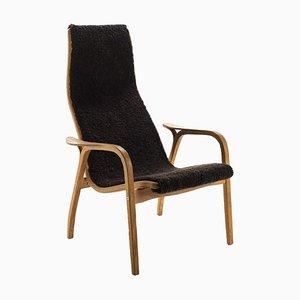 Model Lamino Easy Chair by Yngve Ekström for Swedese, 1950s