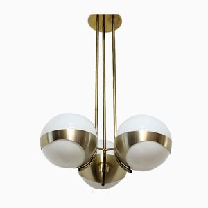 Hanging Chandelier from Lamperti, 1970s
