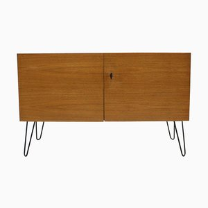 Teak Upcycled Cabinet, Switzerland, 1960s