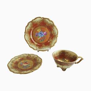 Carlsbad Breakfast Porcelain Coffee Cup, 1910
