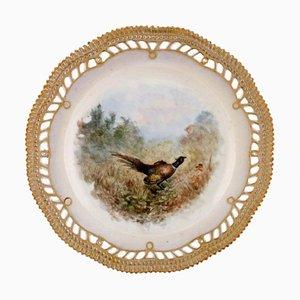 Fauna Danica Plate from Royal Copenhagen