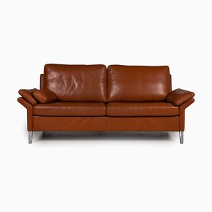 3300 Brown Leather 3-Seater Sofa from Rolf Benz