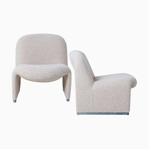 Alky Chairs by Giancarlo Piretti for Castelli / Anonima Castelli, Set of 2