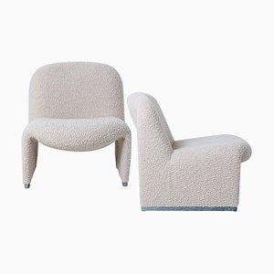 Alky Stühle von Giancarlo Piretti für Castelli / Anonima Castelli, 2er Set