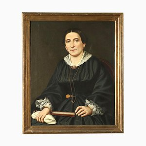 Weibliches Portrait