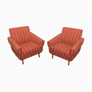 Vintage Armchairs from Tatra Furniture, Czechoslovakia, 1970s, Set of 2